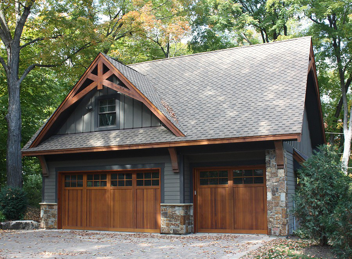 3 Bay Garage Single Floor House Plans  Bay Garage With A Single Floor House Plans on