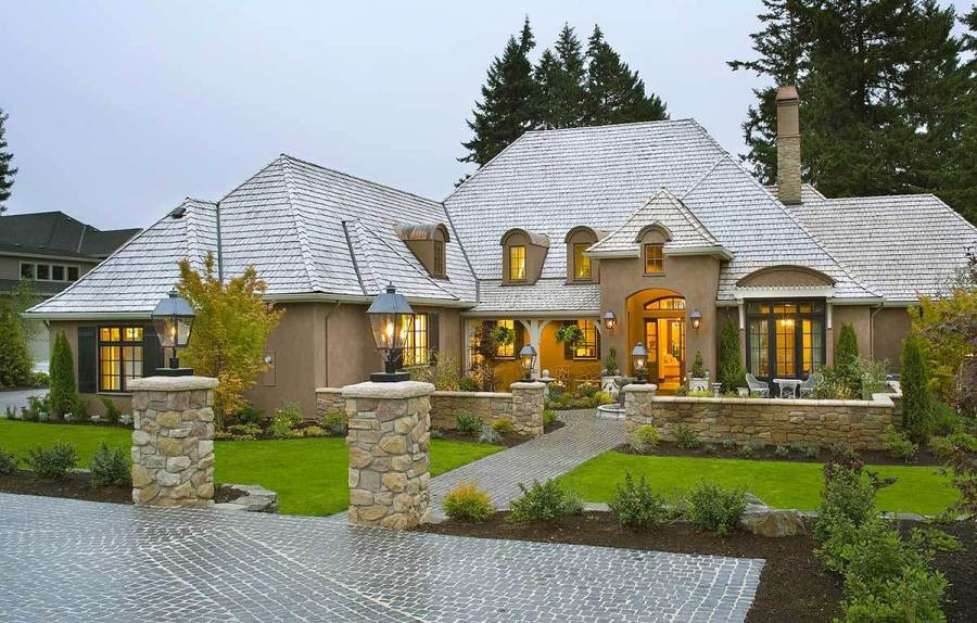 French Country House Plans   Architectural Designs French Country House Plans