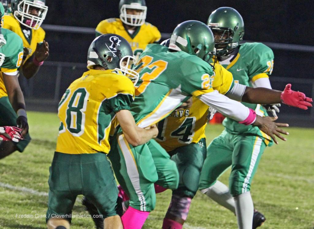 Clover Hill High School Jv Football