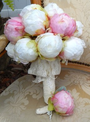 Wedding Flowers   Peony Bud Pink   Silk Wedding Flowers   Afloral com I have purchased these peony buds many times  I have a wedding shop on Etsy  and these are the ONLY peony buds I will use  The are so realistic looking  and