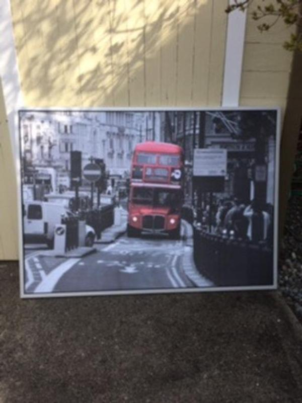 ikea pictures london bus # 14