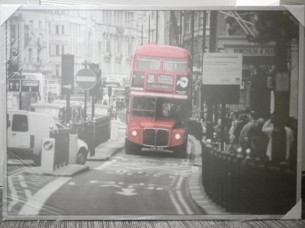 ikea pictures london bus # 12