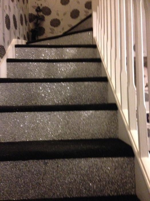 Glitter Stairs Wednesbury Dudley   Glitter Stairs With Carpet