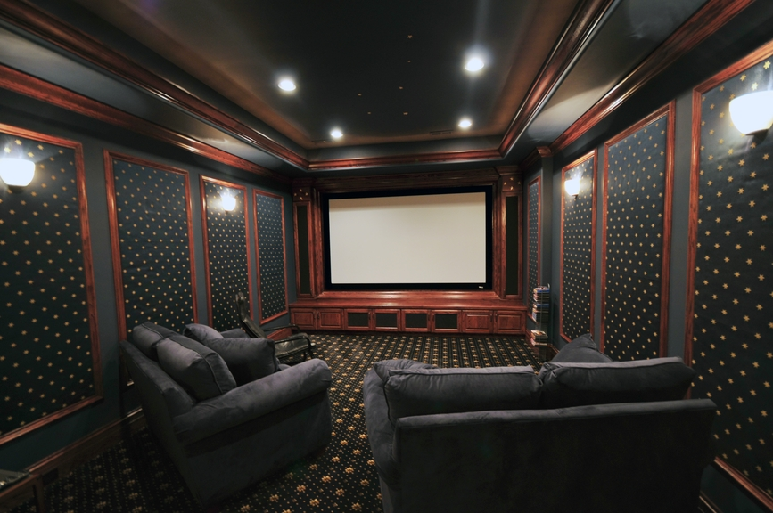 Home Cinema Accessories Decor