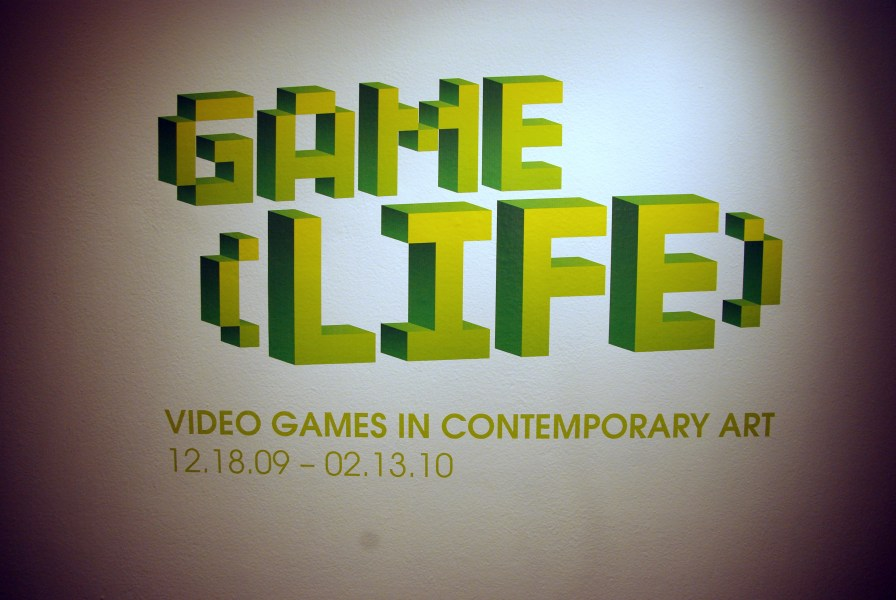Game  Life   Video Games in Contemporary Art Game  Life    a new exhibit at the Burlington City Arts Firehouse Gallery  put the fine art of video game design in the spotlight