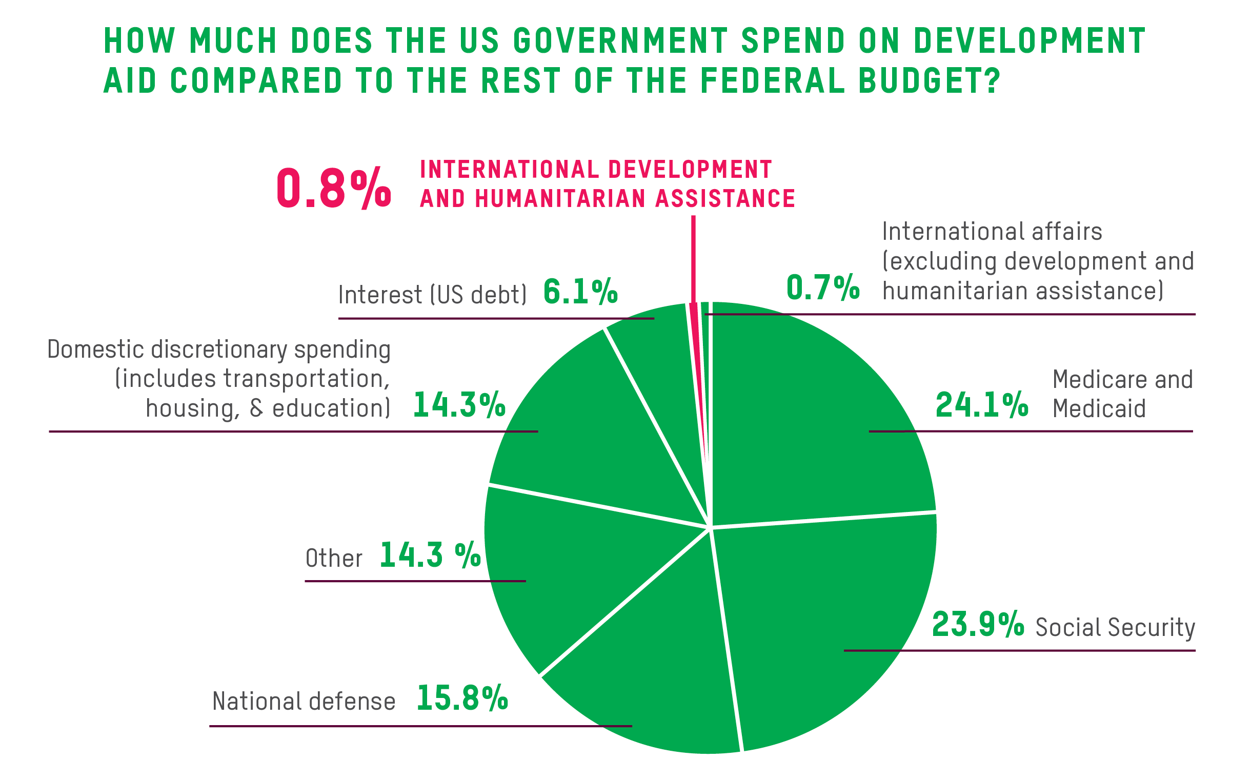 Federal budget pie chart welfare nvjuhfo Images