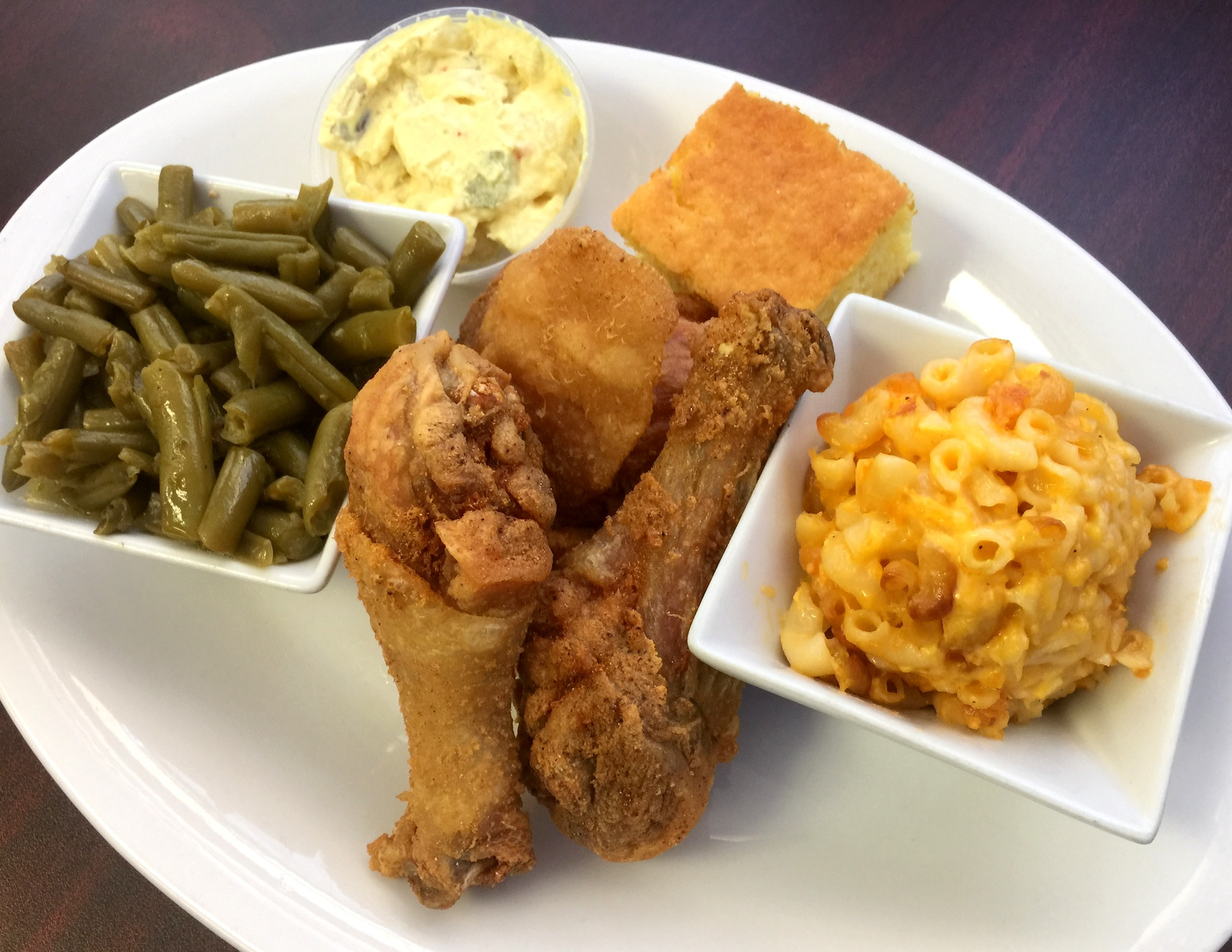 Soul Food Fried Chicken