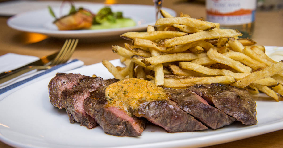 Steak Restaurants Near Pearson Airport