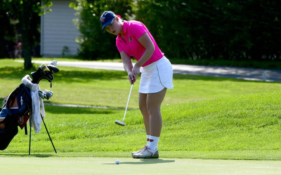 Women s Golf T 7th After Round One of Navy Invite   Bucknell University Women s Golf Takes 9th at UD Invitational  Dodovich Posts Top 15 Finish