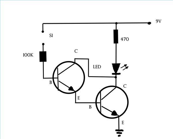 Pair Transistors Darlington