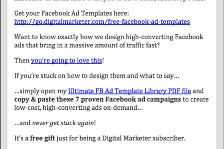 Download Free Template Facebook Ad Template Free Free Template - Facebook ad template library