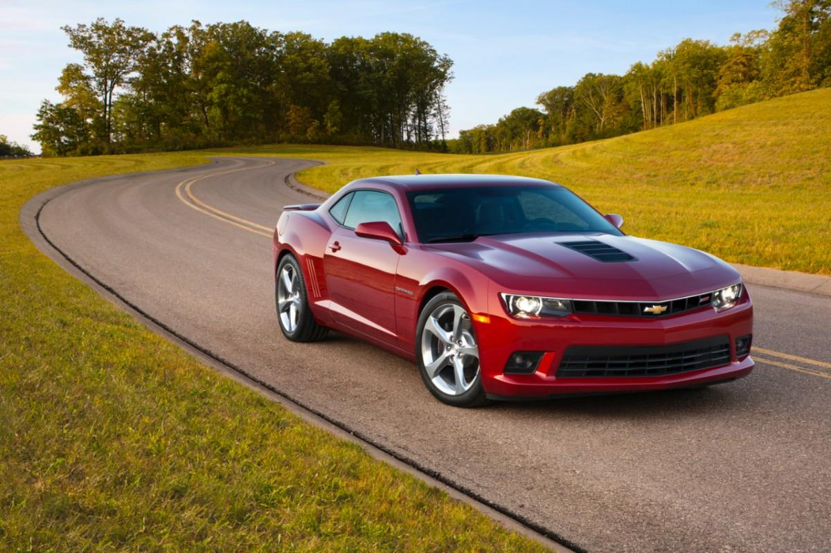 Chevrolet Performance releases ugrade parts for the 2014 ...