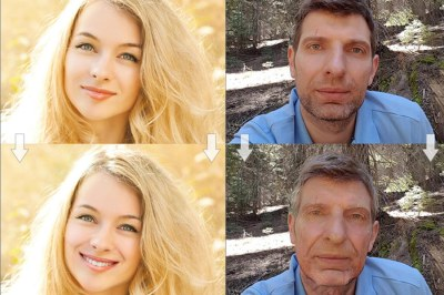 FaceApp uses neural networks to change your look, now ...