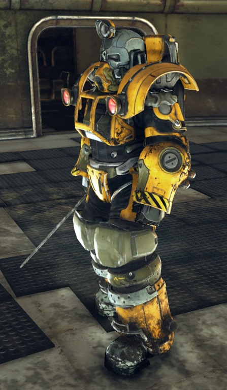 Fallout 76 Excavator Power Armor Guide Dulfy