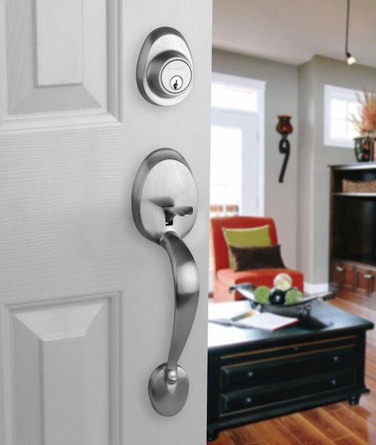 Keyed Interior Door Locks