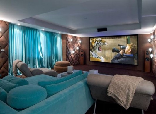 Common Compromises in Home Theater Design  Ideas and Products     home theater design