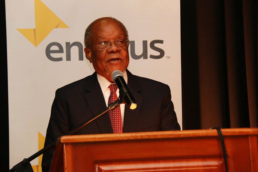 Barnabas Sibusiso Dlamini Swaziland
