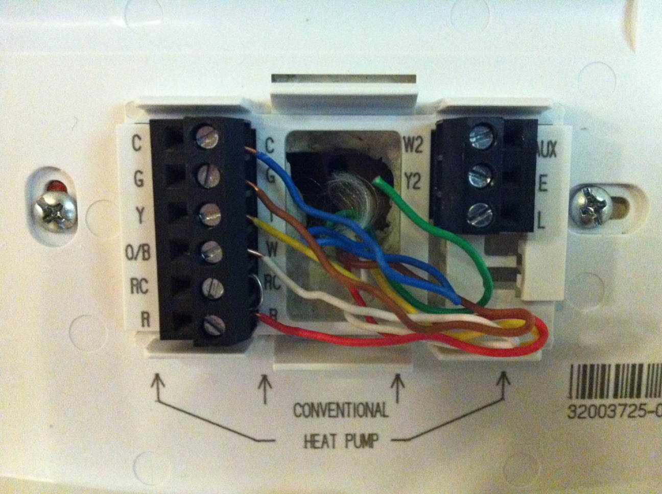 Rth7600d Wiring Diagram Wiring Color Standards Rth7600d Wiring Diagram