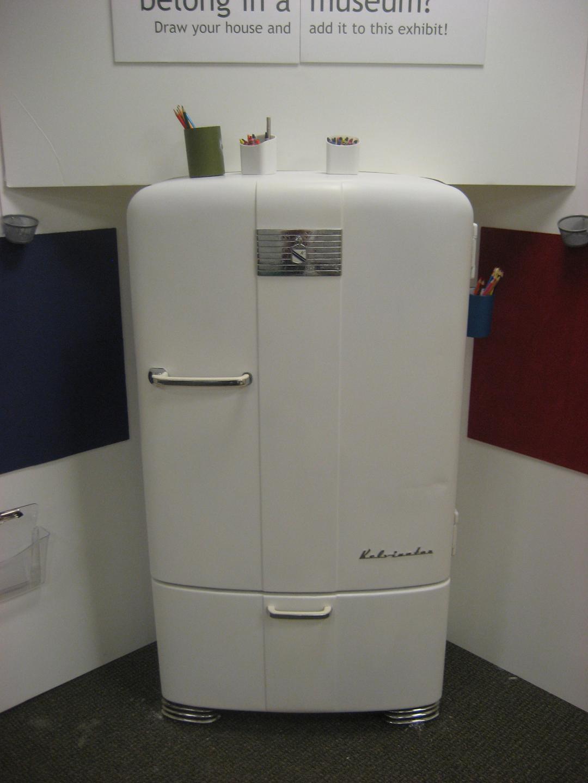 1940 Kelvinator Refrigerator