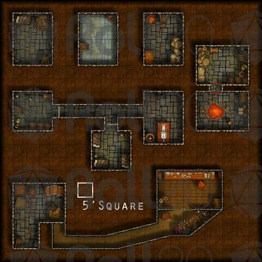 Adventure Pack Thieves Guild Roll20 Marketplace