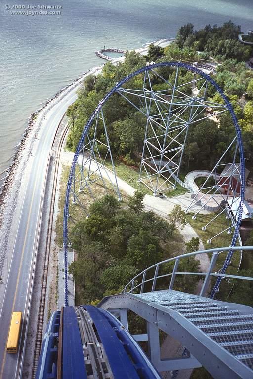 Millennium Force Cedar Point