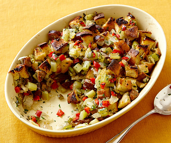 Southern Bread Stuffing   Recipe   FineCooking Scott Phillips