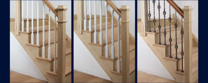 Mastering Balusters Fine Homebuilding | Installing Newel Post And Spindles | Stair Parts | Staircase | Stair Banister | Iron Stair | Wrought Iron Spindles