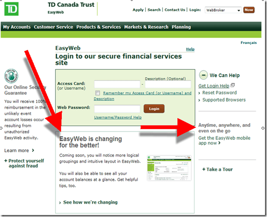 Td Bank Personal Loans Bad Credit