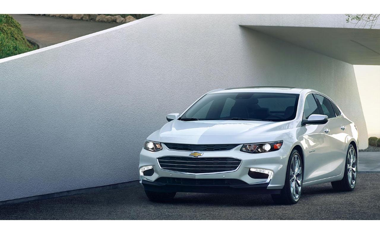 2016 Chevrolet Malibu All Star Chevrolet
