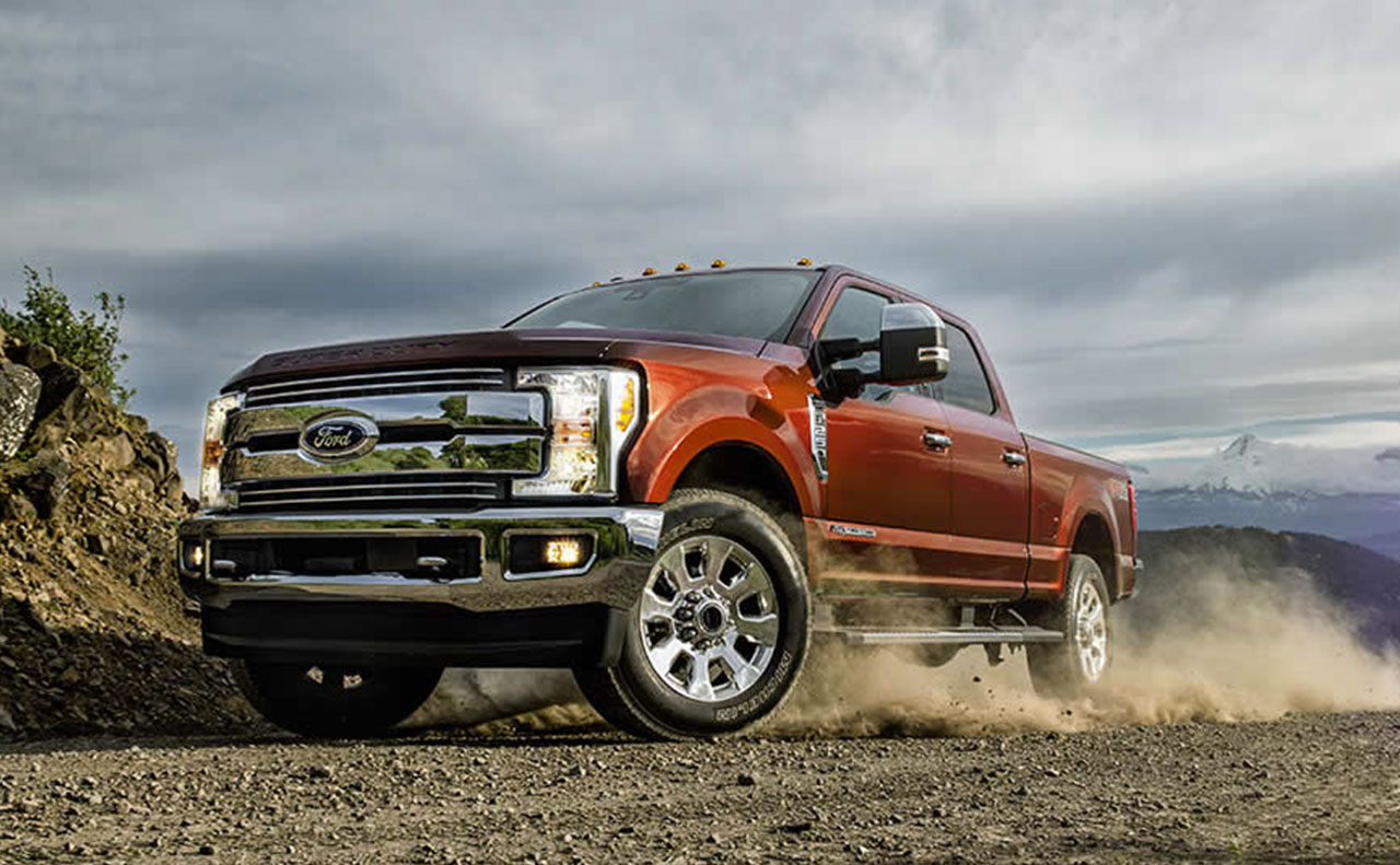 Ford Specifications F 2017 250