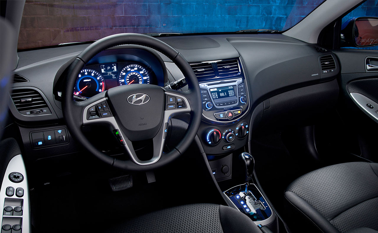 2016 Hyundai Accent In Baton Rouge La All Star Hyundai