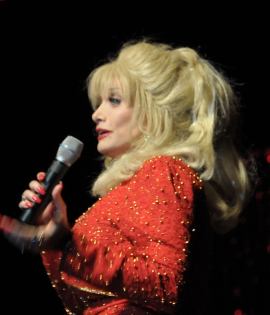 Karen Donaldson Dolly Parton Impersonator