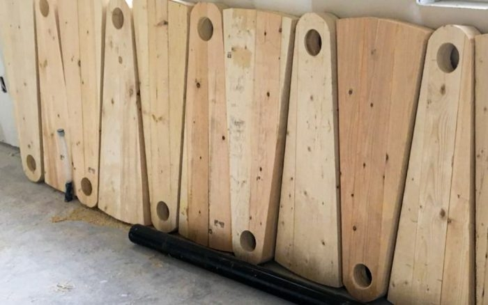 Saving Sustainably Building A Spiral Stair Greenbuildingadvisor | Building A Spiral Staircase | Wood | Playground | Design | Rectangular | Attic