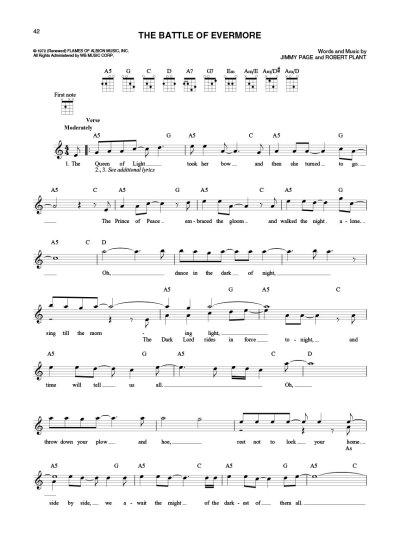 The Hal Leonard Mandolin Fake Book : 300 Songs : Melody ...