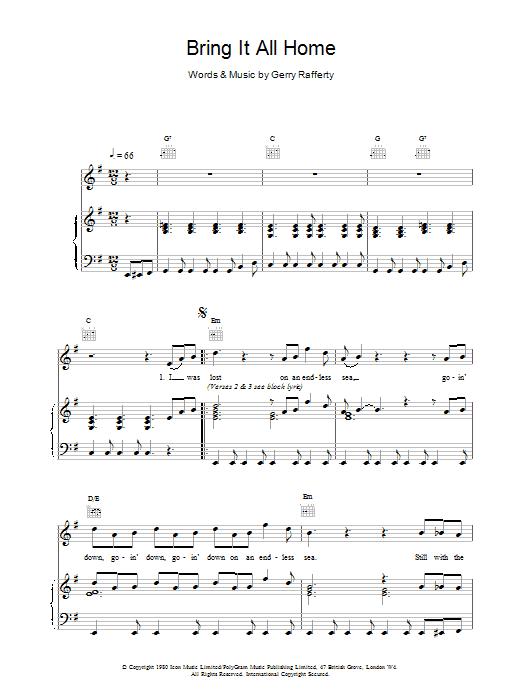 Baker Solo Sax Street Instrumental