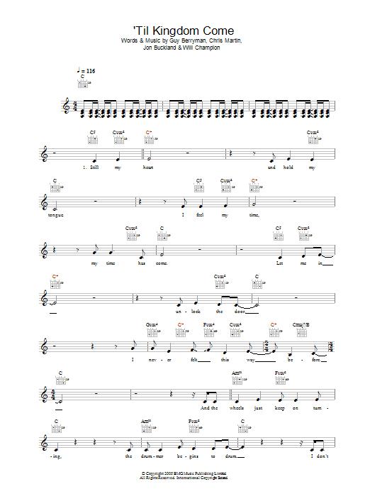 Unique Coldplay Fix You Piano Chords Model - Guitar Ukulele Piano ...