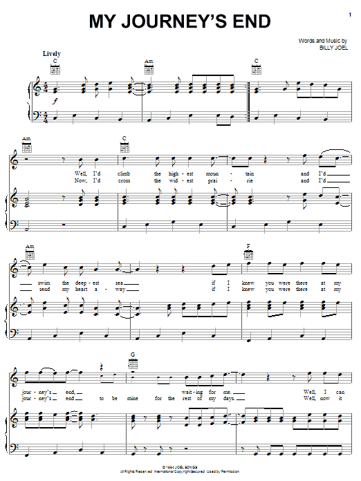 Music When Lights Go Out Chords