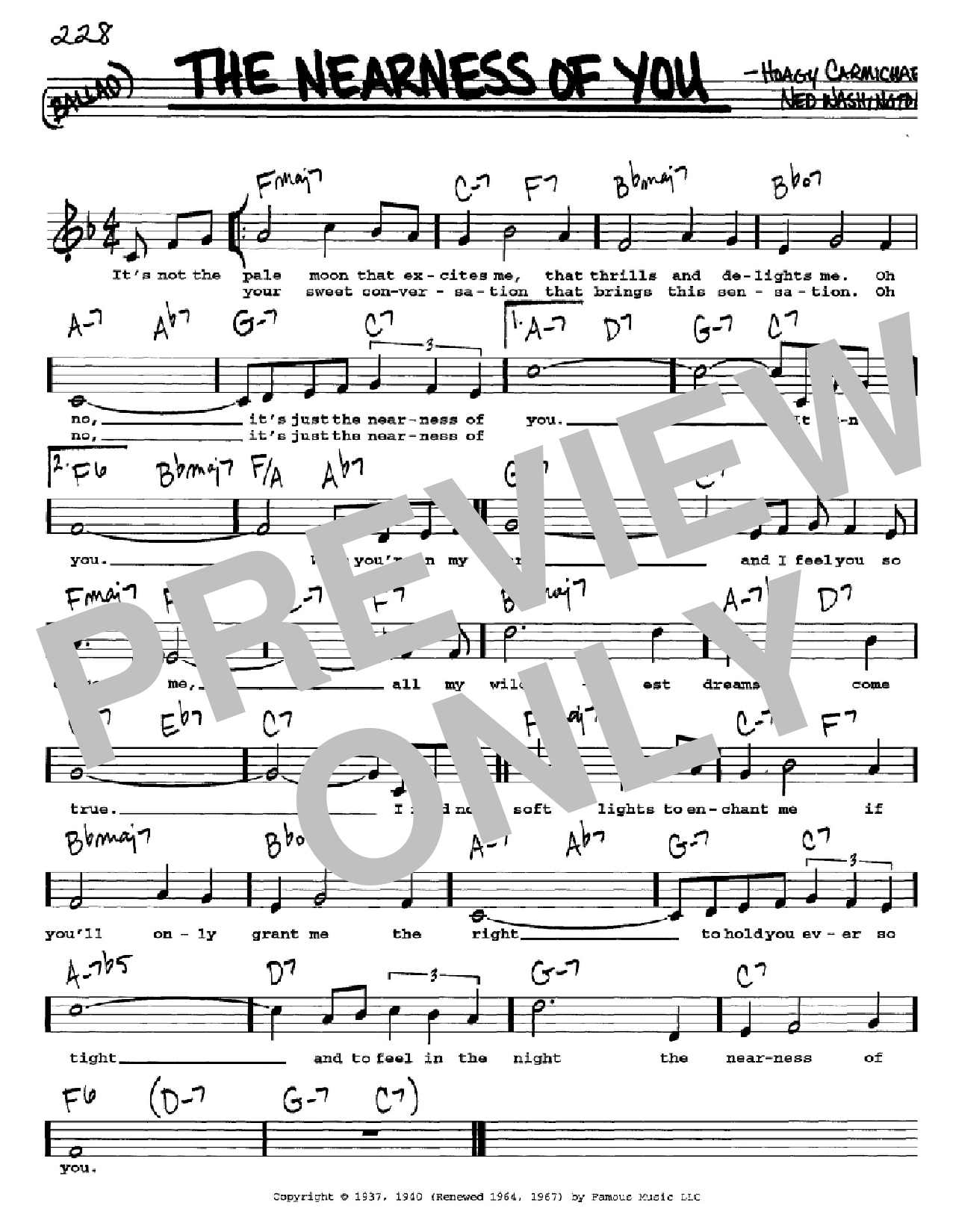 Lazy River Sheet Music