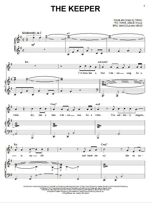 Yanni Love All Lyrics