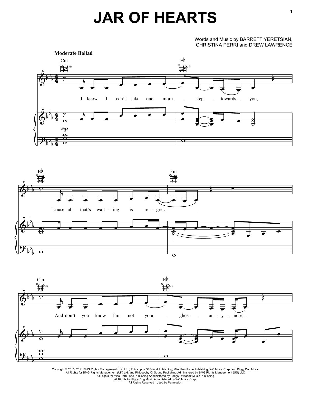 Christina Perri A Thousand Years Ukulele Chords