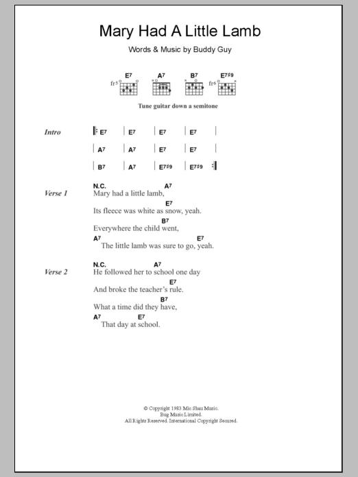 Tightrope Ukulele Chords