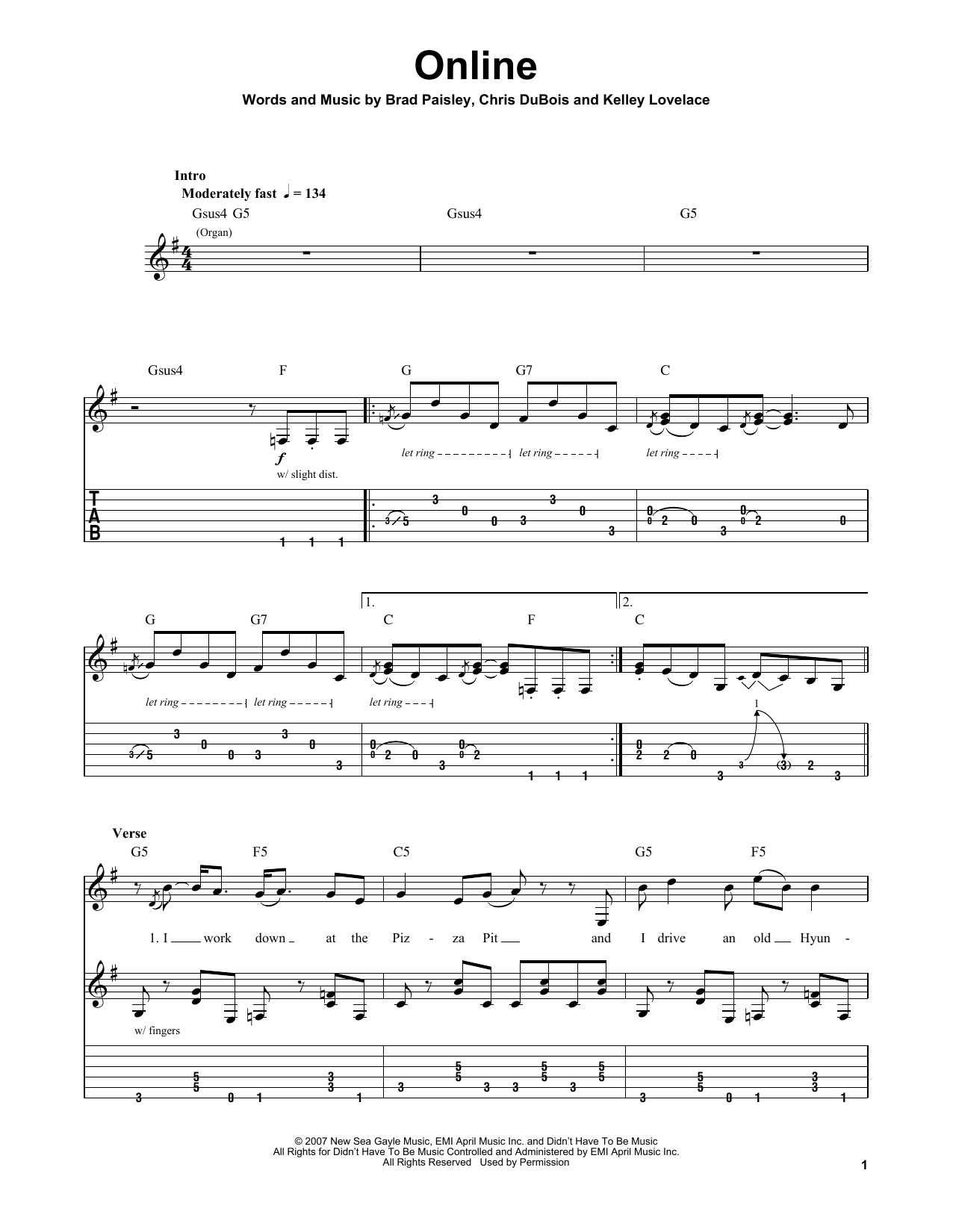 Whiskey Lullaby Piano Sheet Music