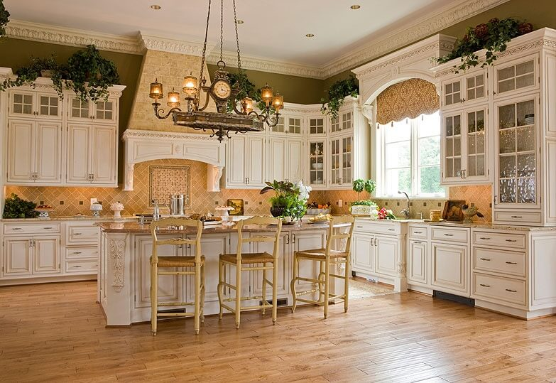 Country Kitchens 30 Best