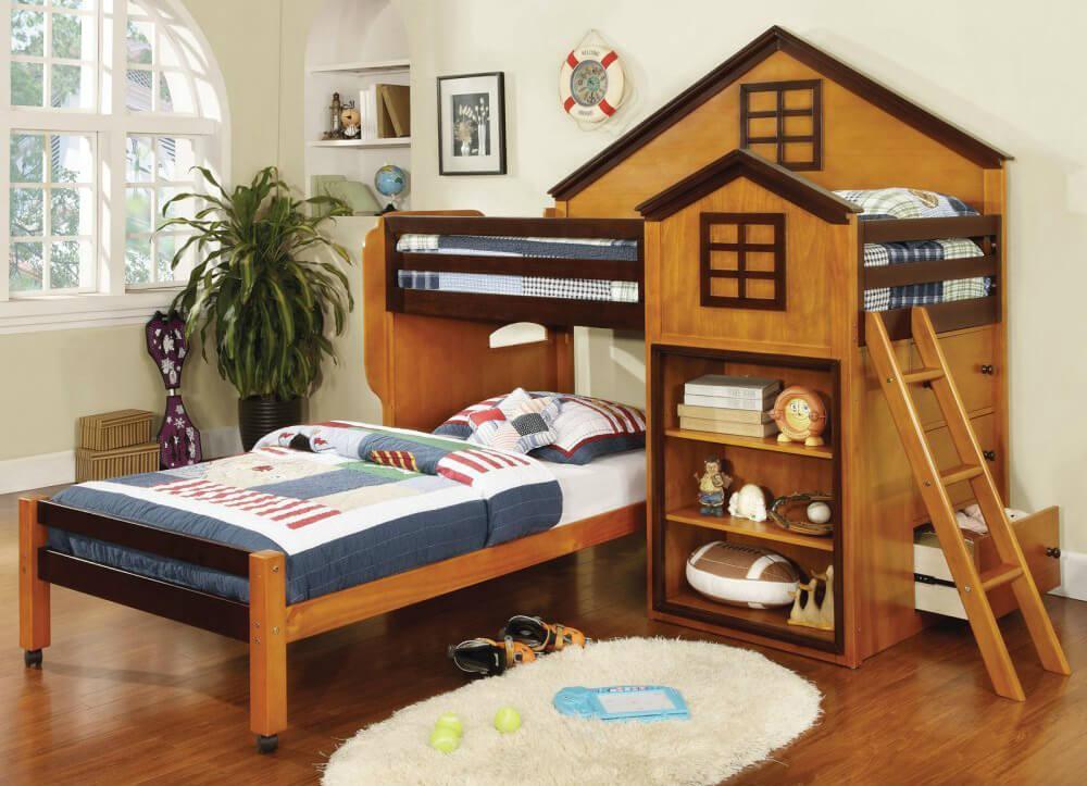 34 Fun Girls And Boys Kid S Beds Amp Bedrooms Photos