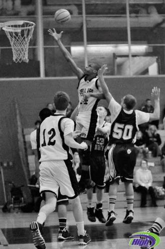 Stephon Westley Peters Smith Basketball Columbus North