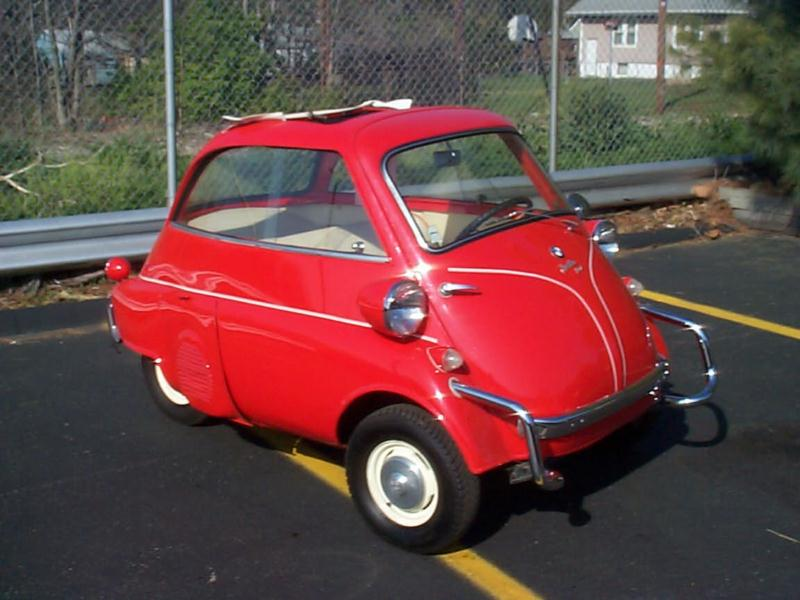 1958 BMW Isetta 300 Values   Hagerty Valuation Tool     1957 BMW Isetta
