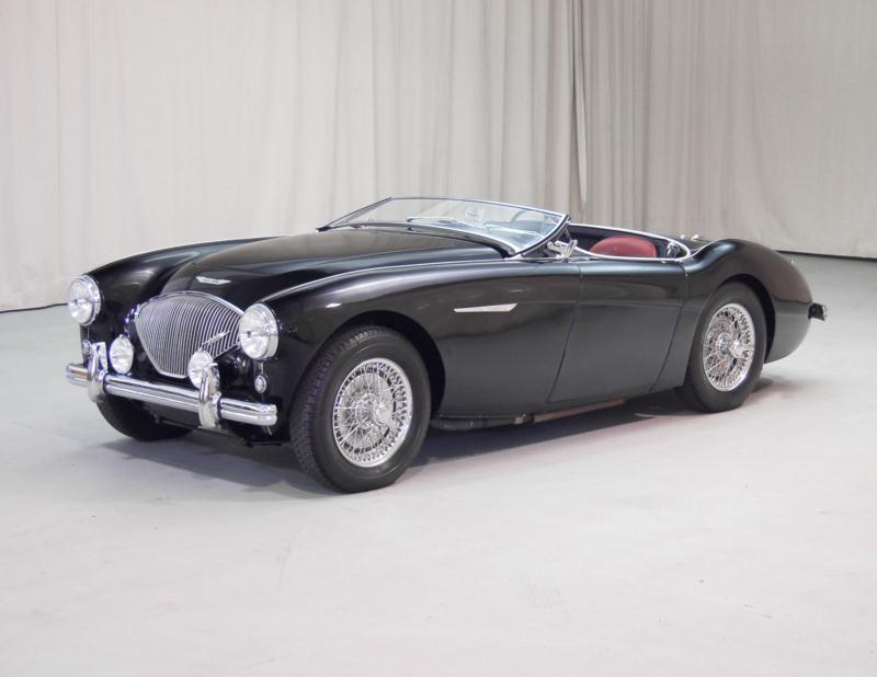 1959 austin healey 100 6 bn4 Values   Hagerty Valuation Tool     1959 austin healey 100 6 bn4