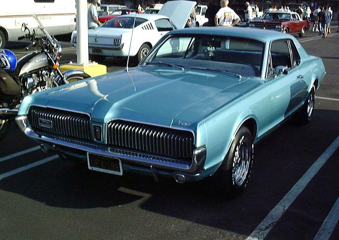 1969 Mercury Cougar Values   Hagerty Valuation Tool     1967 Mercury Cougar