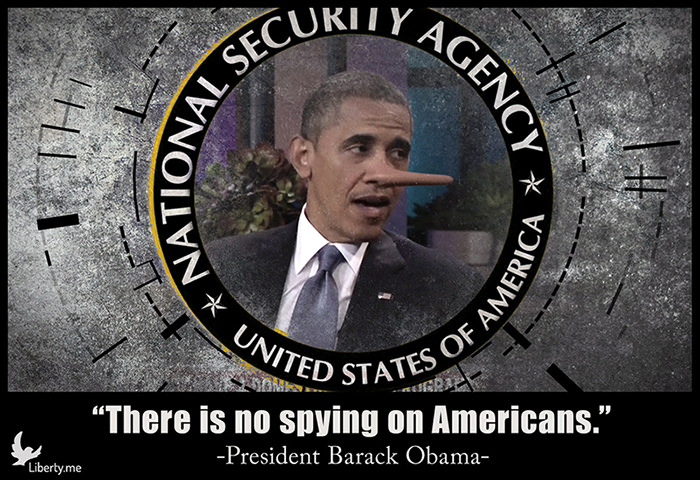 Obama NSA lie on Jay Leno