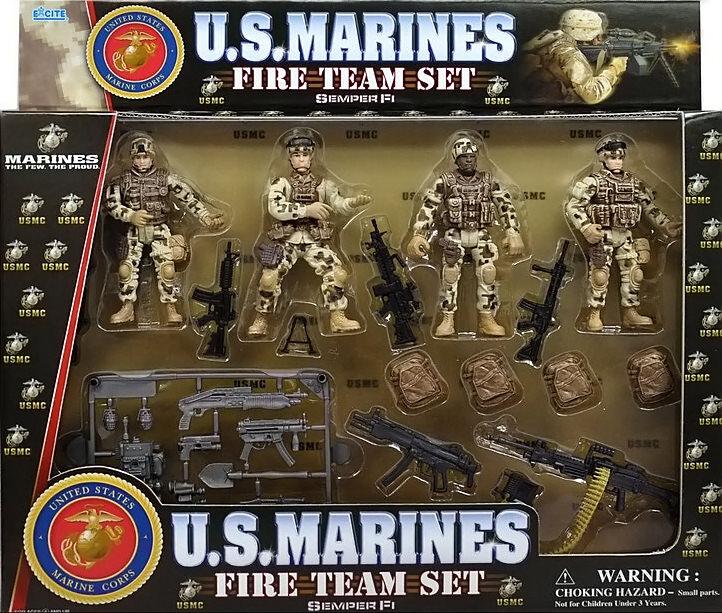 Marines Semper Fi toy